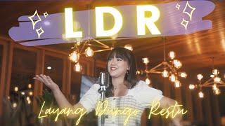 Download lagu Happy Asmara - Layang Dungo Restu - LDR (  AENEKA SAFARI)