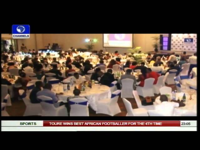 Metrofile: ChannelsTV Hosts Staff To A Glamorous End Of Year Party pt 1