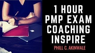 FREE-1HR PMP EXAM COACHING VIDEO (See site for DVD set)