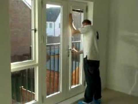 Perfect Fit Blinds In A Juliet Balcony Youtube