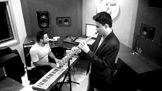 Soube que me Amava - Aline Barros | Sax Instrumental