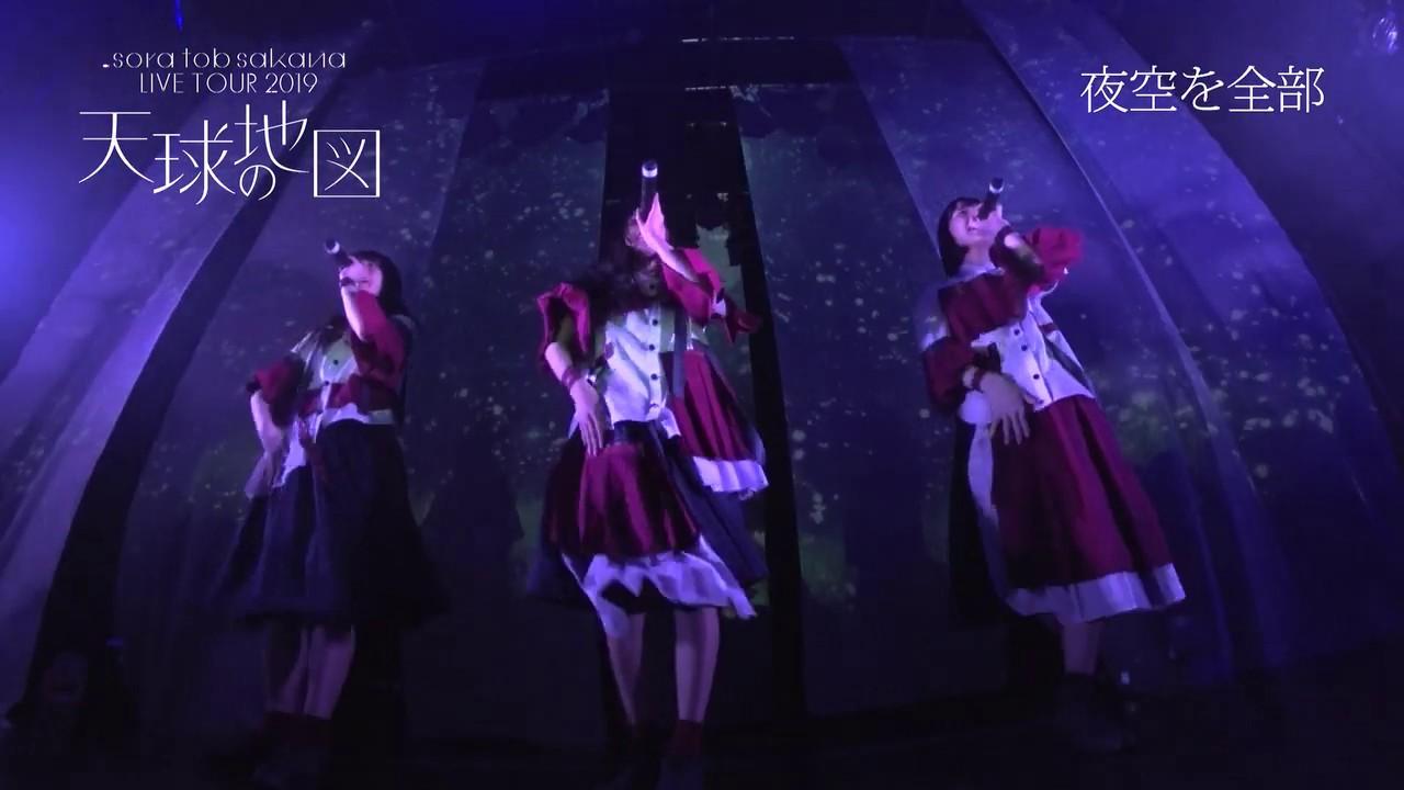 sora tob sakana - 2019.07.06 代官山UNIT ライブダイジェスト映像を公開 3rdシングル 新譜「flash」2019年11月13日発売予定 thm Music info Clip