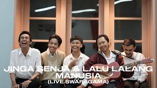 Korekayu - Jingga Senja Dan Lalu Lalang Manusia Live @ Swaragama Pop Up Market