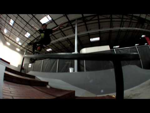 Mikey Taylor & Sean Malto at The Etnies Training Facility Video