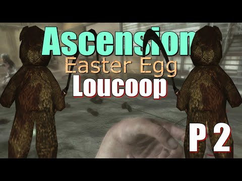 Ascension Easter Egg lou Coop   vou mijar ( vou me ja) P2   Ps3 60 fps