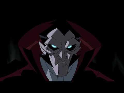 Бэтмен против Дракулы ч 2