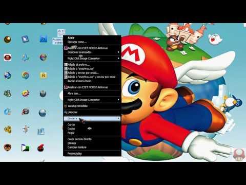Como Descargar Super Nintendo Para PC (106 Juegos Clasicos)