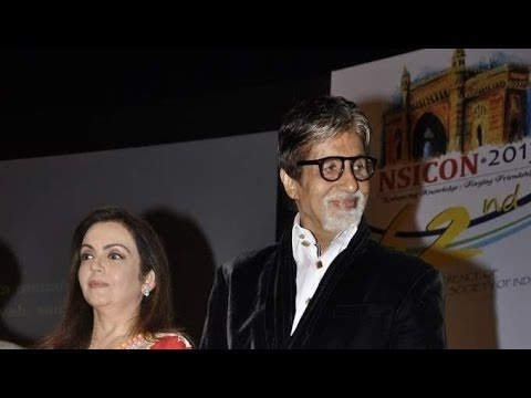Amitabh Bachchan Spreading Public Awareness