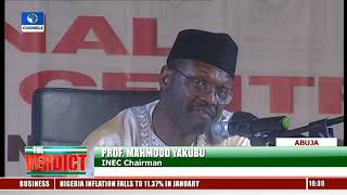 Campaigns Will Remain Closed - INEC Chairman