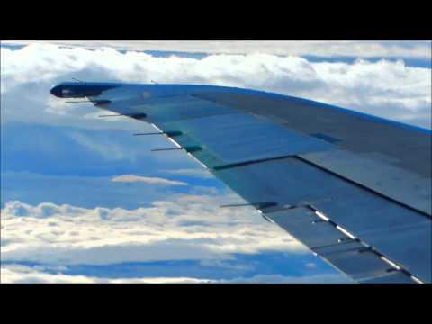 Delta Airlines Full Flight: Manchester-Atlanta