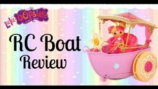 Mini LalaOopsies | RC Boat | Review