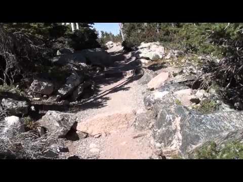 Hike to Flattop Mountain Peak - Rocky Mountain National Park