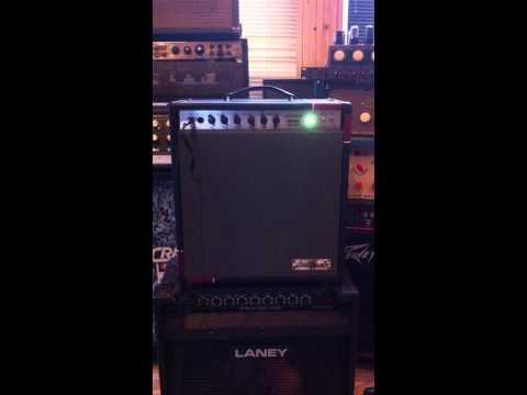 Judy Box Revival guitar/harmonica/slide tube amplifier 6L6 1x12