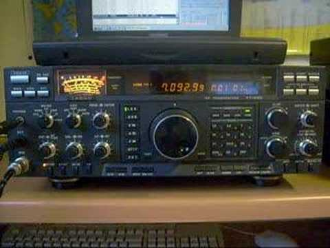 VP6DX on 40 meter/SSB