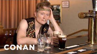 Download Song Conan Visits Irish American Heritage Center - CONAN on TBS Free StafaMp3