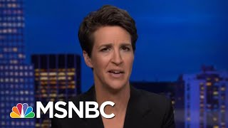Trump Embarrasses Americans Again With Sloppy, Emotional Outburst | Rachel Maddow | MSNBC