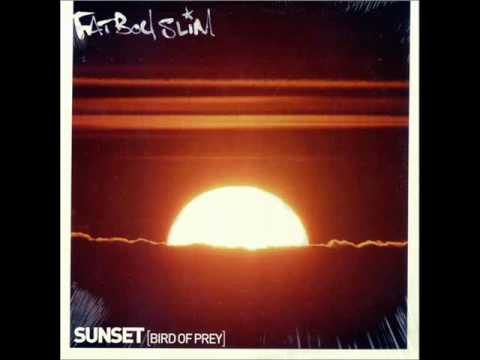 Fatboy Slim - Sunset (bird of prey) Leftfield - Phat planet