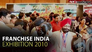 Franchise India Exhibition 2010