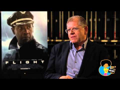 One-On-One With Robert Zemeckis: The FLIGHT Interview