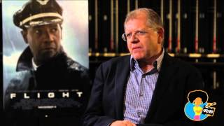 One-On-One With Robert Zemeckis (FLIGHT In Theaters November 2)