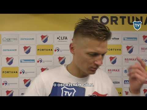 OHLASY / Václav Procházka po Liberci (0:1)