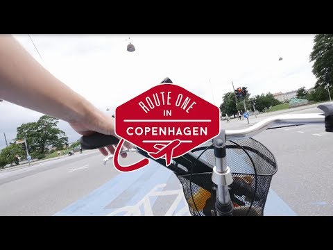 Route One in Copenhagen