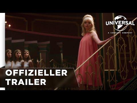 Last Night in Soho - Offizieller Trailer deutsch/german HD