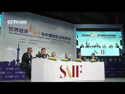 Economic Nobel Prize winner on China's real estate bubble