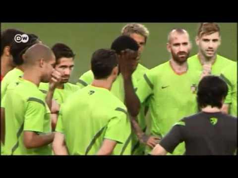 Евро-2012: иберийская дуэль в полуфинале