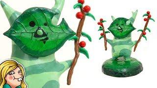YAHAHA! DIY Korok Sculpture - Legend of Zelda: Breath of the Wild