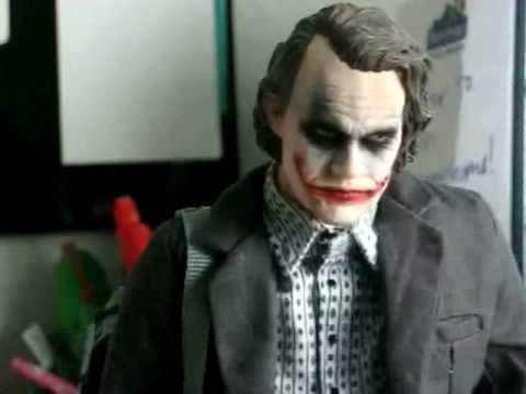 Hot Toys Bank Robber Joker