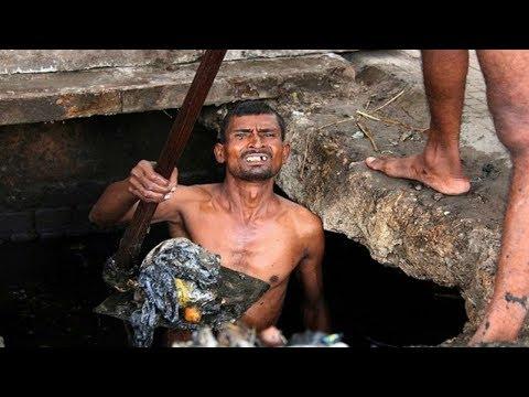 Они находят золото в канализации! Находки которые нам не по плечу!