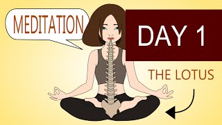 How to Meditate - Meditation for Beginners - Day 1