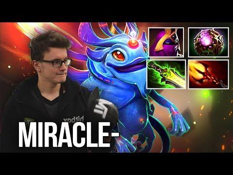 Miracle Puck God Dagon Ethereal Deadline Combo - Dota 2