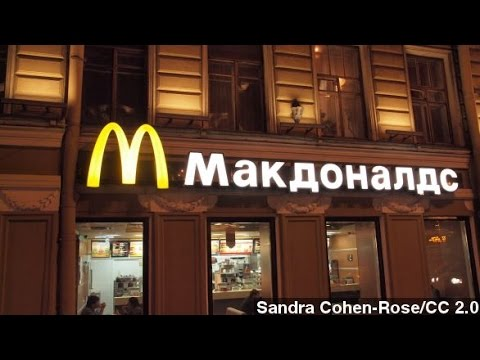 Russia Has Major Beef With McDonald's