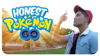 Honest Pokemon Go Commercial!