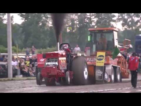 OSTPA 2014: Lt-Limited Pro Stock Tracotrs Pulling at Oak Harbor, OH