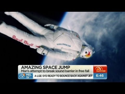 Space Jump How Felix Baumgartners Record Breaking Supersonic