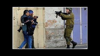 Israel seeks to outlaw filming of soldiers in action