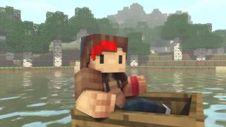 "♫ Minecraft Parody - ""FISH IN THE RIVER"" - (Minecraft Animation) PREVIEW"