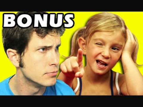 BONUS - KIDS REACT TO TOBUSCUS
