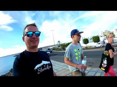 Puerto del Rosario Fuerteventura 2018 HD