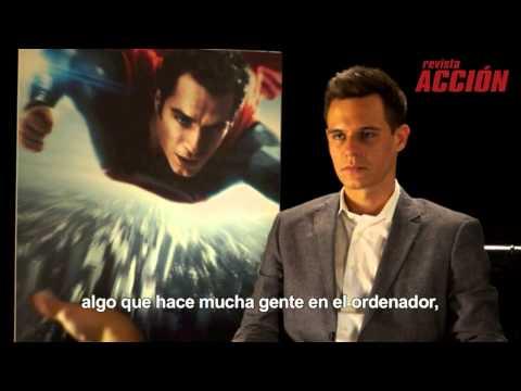 Entrevista: Zack Snyder nos habla de El Hombre de Acero