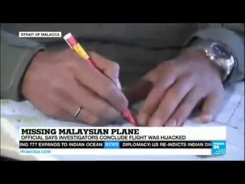 April 29 2014 Breaking News possible MH370 plane wreckage northern Bay of Benga