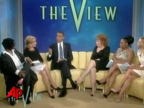 hqdefault WATCH | President Obama on The View.
