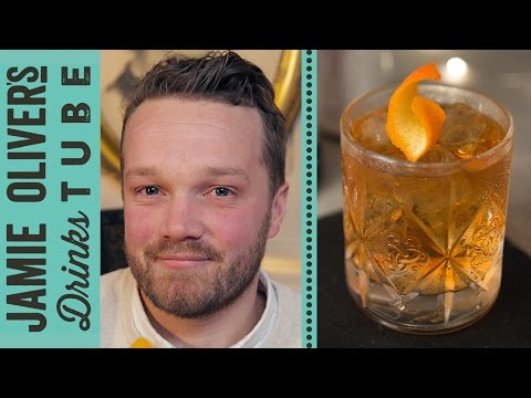 Whisky Old Fashioned Cocktail | Rich Hunt