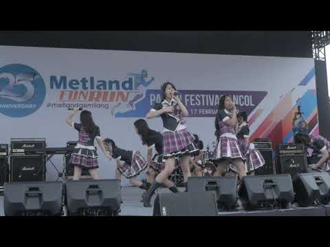 Download FANCAM | Team T - High Tension, Kegarete iru Shinjitsu | Pantai Festival Ancol 170219 Mp4 baru
