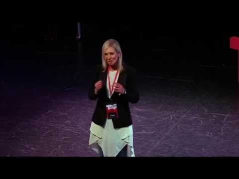 Digital Innovation: How Technology Supports Youth | Jane Burns | TEDxUNSW