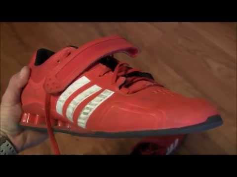 BioLayne Product Review - Adidas Adipower Lifting Shoes