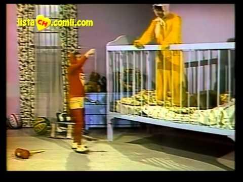 Chespirito: El Chapulín Colorado - Los bebés ya no vienen de Paris... (1982)